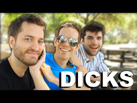 3 DICKS ON A BENCH 2