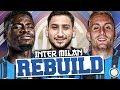 REBUILDING INTER MILAN!!! FIFA 18 Career Mode