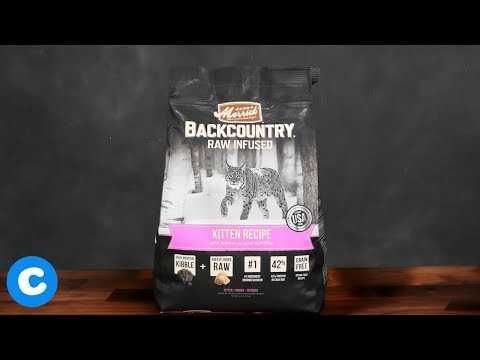 Merrick Backcountry Cat Food