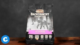 Merrick Backcountry Cat Food