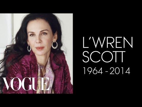 A Tribute to L'Wren Scott  Vogue