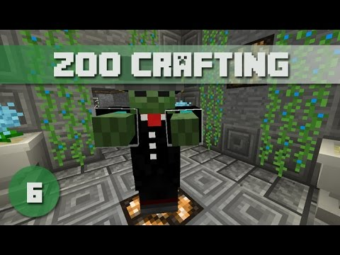 Zoo Crafting ~ Season 2 | #6 | The Lucky Villager