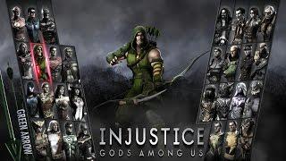 Injustice: Gods Among Us || Flecha Verde / Green Arrow || Capitulo #5