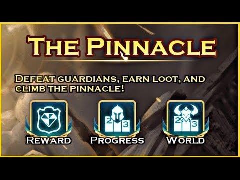 The Pinnacle Floors 1 to 50 | Walkthrough Dwarf | Art of Conquest