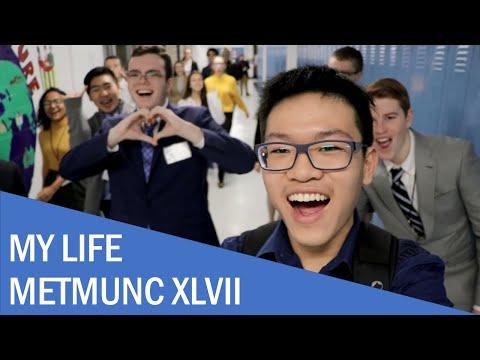 MY LIFE // METMUNC 2018 Slideshow