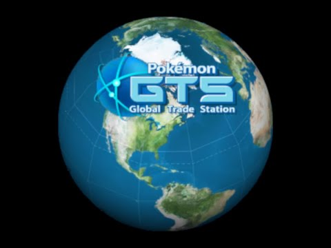 Pokémon Diamond & Pearl - Global Trade Station (GTS)
