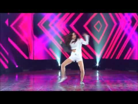 Red Velvet Seulgi Lucky Strike Dance Perforemance