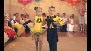 Танец Вани и Даши / дет.сад №44 /