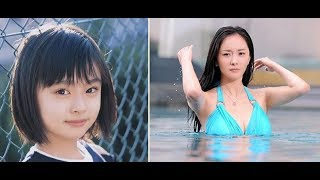 YANG MI 楊冪 - From 3 to 30 years old 從 3 到 30 歲