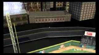 Giambi hits one where the streets have no name MLB 10 The Show