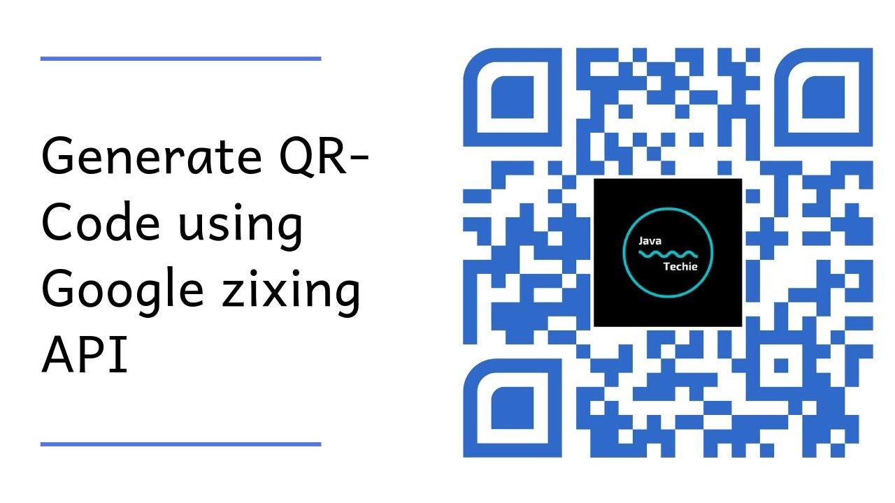 qr code api free