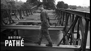 Bailey Bridge Goes Home (1966)