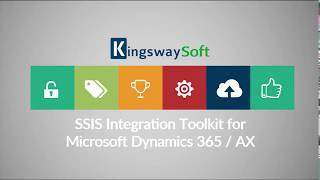 Erste Schritte mit SSIS Integration Toolkit for Microsoft Dynamics 365 AX
