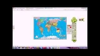 Интерактивная доска eno на уроке. WizTeach. Ч.1 Общая информация: инструменты для рисования.