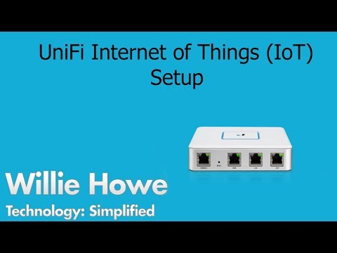 UniFi Secure IoT Network Setup - I need your input, again! - YouTube