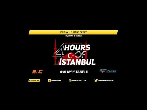 VLMS - Round 1 - 4h of Istanbul