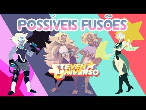 Steven Universo - Possíveis Fusões (Fan Fusions) #2