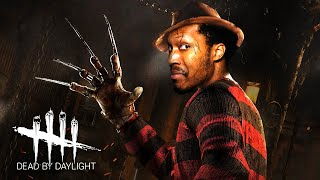 SURVIVING FREDDY KRUEGER (w/ Tha Boiz!) | Dead By Daylight