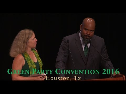 Green Party Convention 2016   YahNé Ndgo