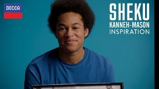 Sheku Kanneh-Mason - Inspiration - Teachers
