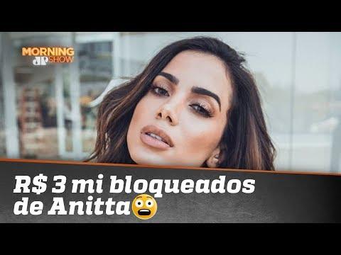 Justiça Bloqueia R$ 3 Mi De Anitta; Entenda A Treta