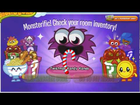 Moshi Monsters Latest Codes 2013 Update 1
