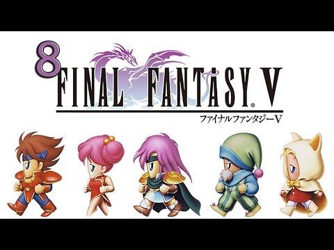 8. Let's Play Final Fantasy V - Tidal Wave