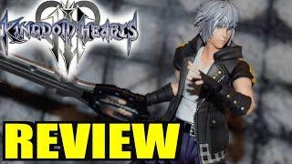 Bring Arts Kingdom Hearts 3 Riku Review