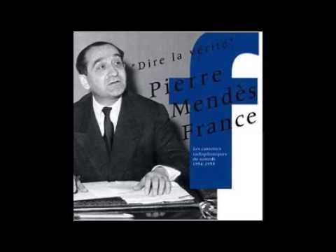Pierre Mendès France - Causeries radiophoniques du samedi (1954-1955)