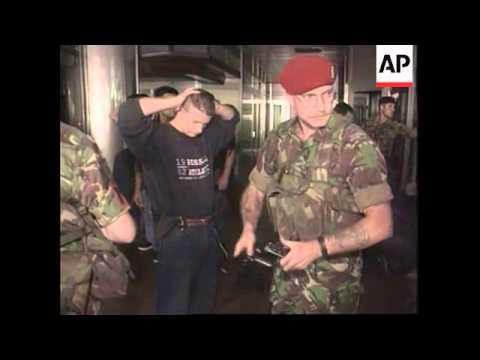 Bosnia - Serbian Police