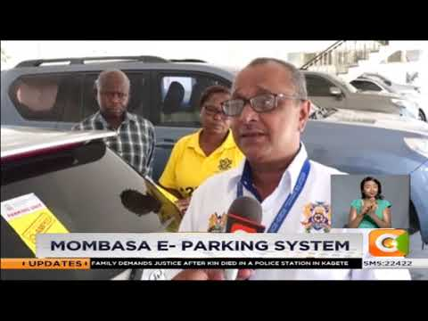 Mombasa County launches e-parking system