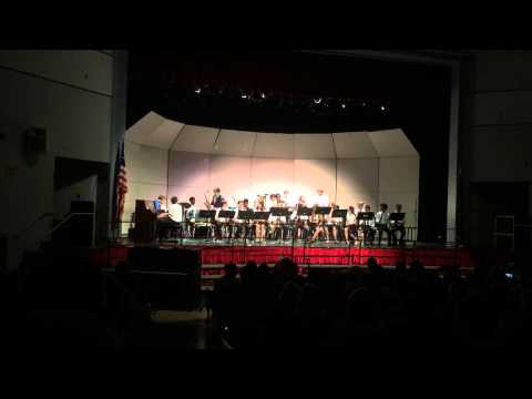 2015 NYACK MIDDLE SCHOOL after school Jazz Band