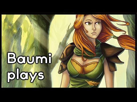 Dota 2 | MANA BURN? NOT EVEN A PROBLEM! | Baumi plays Windranger
