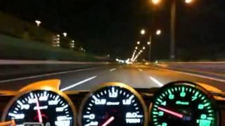 【東京車載】首都高 走り屋 湾岸 最高速トライアル車(Shutoko High-speed Trial) thumbnail