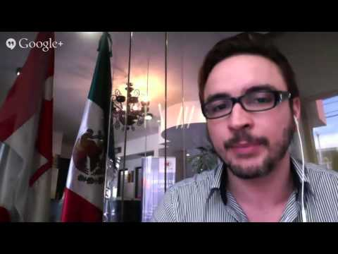 Google+ Hangouts Trendy Talks ROSALINA VILLANUEVA. By LCI Monterrey