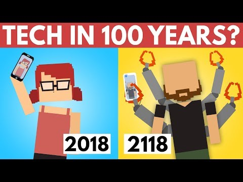 What Will Technology Look Like In 100 Years?