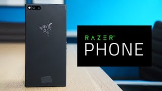 Razer Phone hands on  Wow, oh WOW!