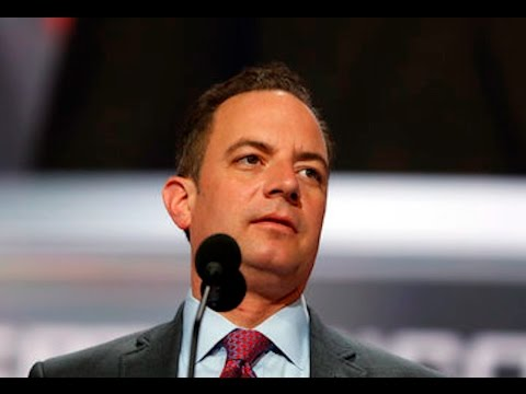 Reince Priebus Thinks Hillary Doesn't Smile Enough