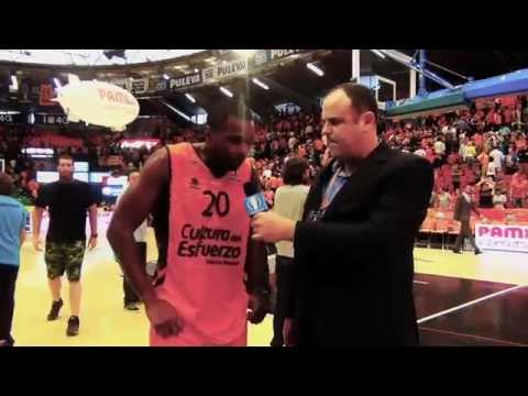 Eurocup Finals post-game interview: Oliver Lafayette, Valencia Basket
