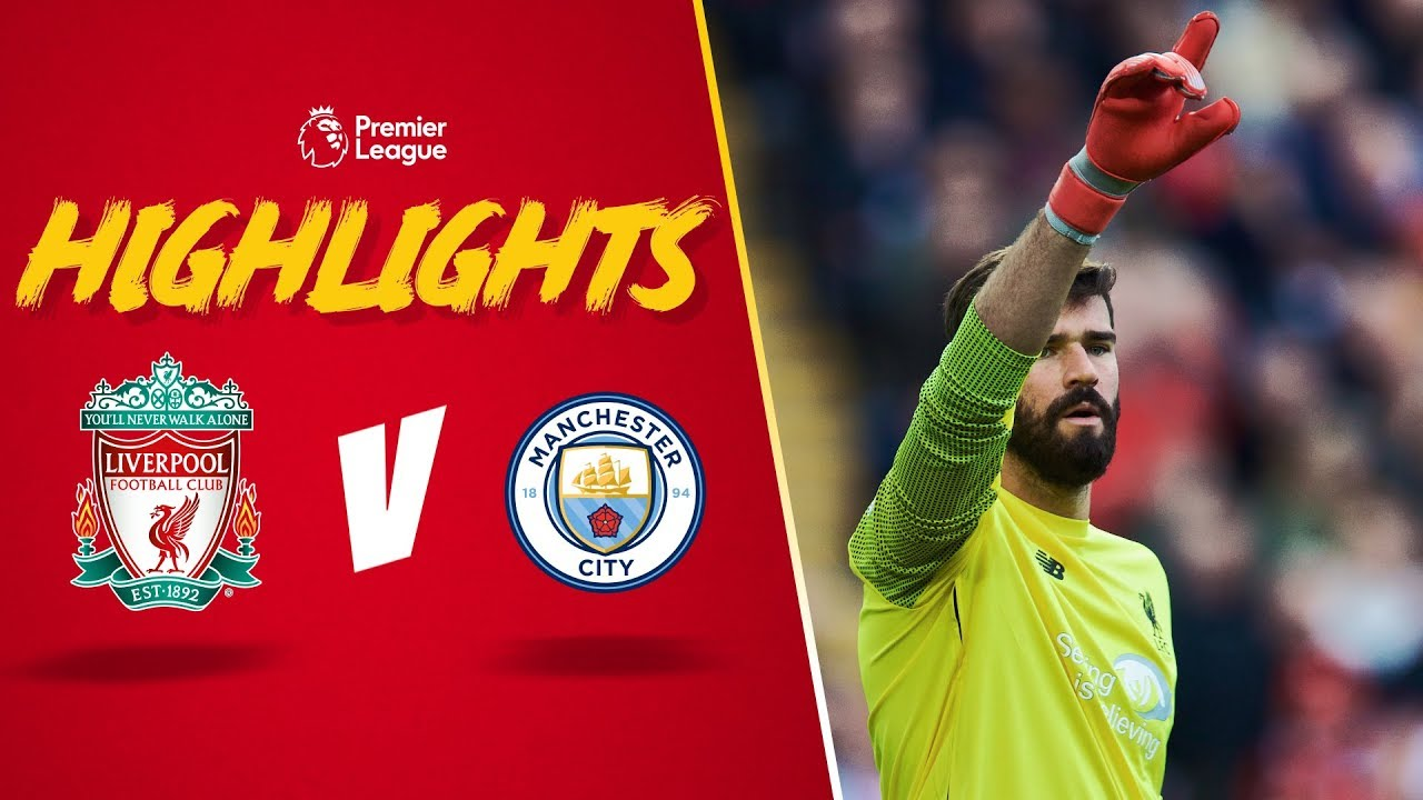 Highlights Liverpool Fc 0 0 Manchester City Reds And City Goalless At Anfield