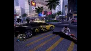 Sleeping Dogs PC gameplay:Sport Lamborghini & Audi Top Speed-msi GTX 750ti 2GB OC
