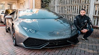 The VF800 Supercharged LAMBORGHINI Huracan
