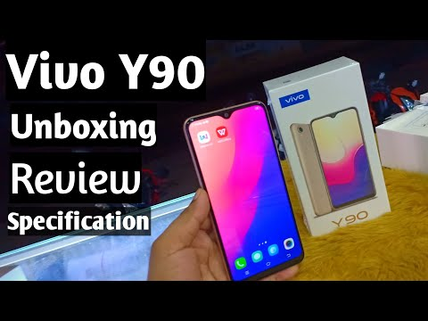 Vivo Y90 Unboxing , Review & First Look !!! About Vivo Y90 Specification, Price, and Many More
