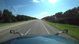 July 23, 2019/601 trucking, my friend Nestor Salon. Entering Oklahoma