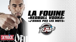 "La Fouine ""Red bull, Vodka & j"