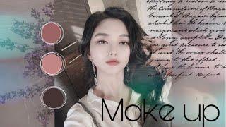 Корейский макияж для европейской внешности Korean makeup азиатский макияж