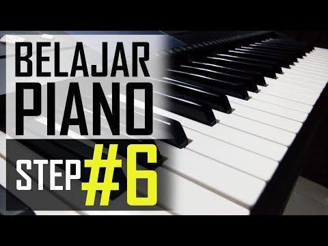 Belajar Piano #6 - Teknik dasar Mengiringi lagu - Chord Progression   Pemula