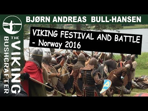 Viking Festival and Battle - Norway 2016