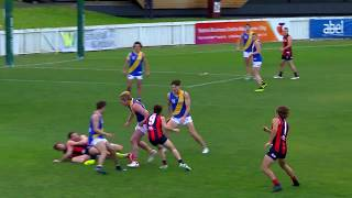 VFL Round 14 PORvWIL Highlights
