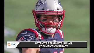Patriots Release Julian Edelman